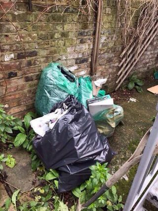 Garden Waste Collection Lewisham