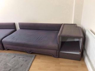 Sofa removal and disposal