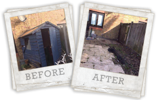 shed and garage clearance london