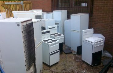 white goods disposal