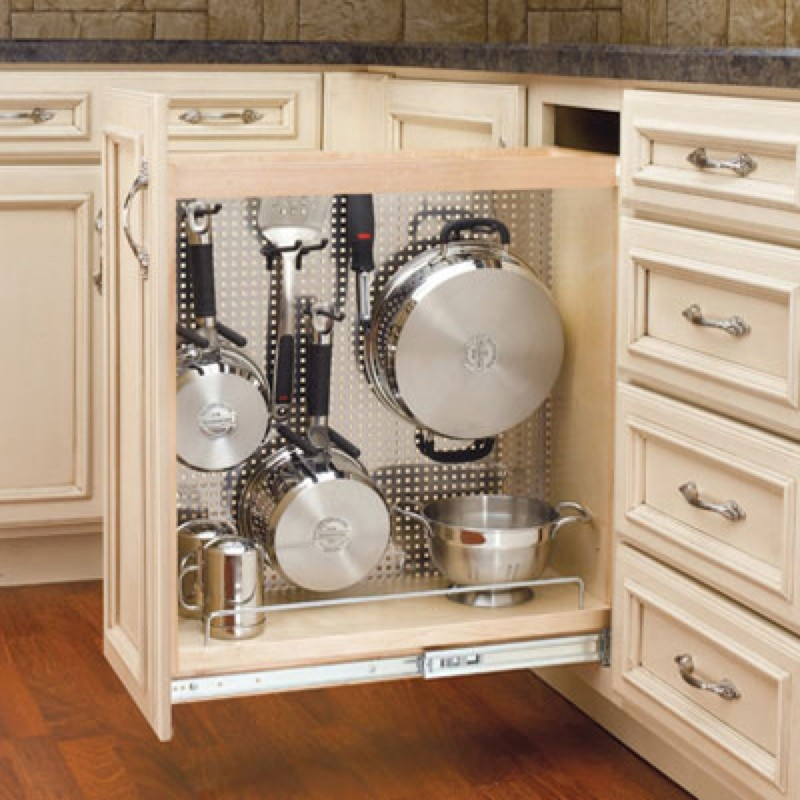 Proper Kitchen Storage for Easy Cooking