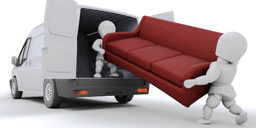 sofa removal and disposal london