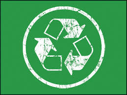 hot to recycle your rubbish