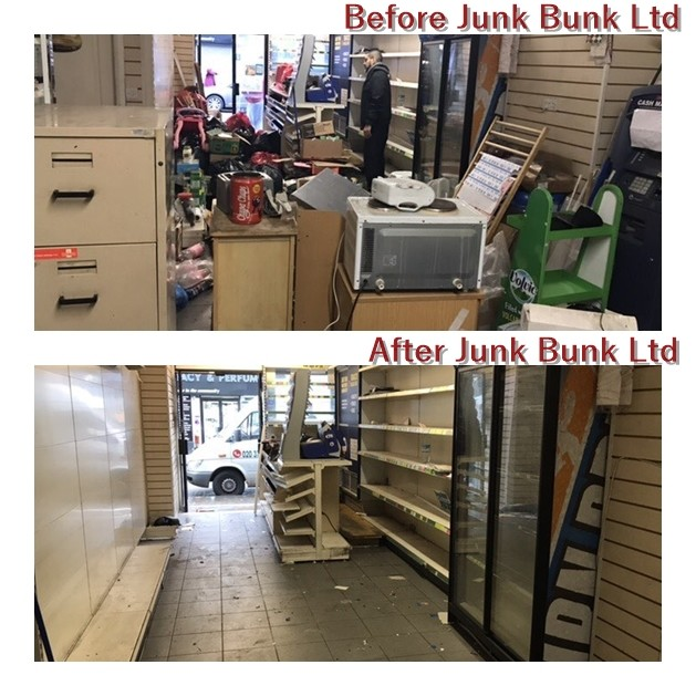 Rubbish Removal East London Bow E3