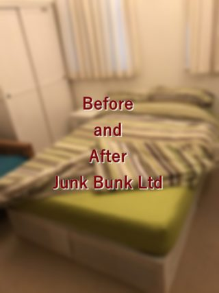 Old bed removal and disposal - Beckenham BR3