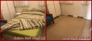 Old furniture removal and disposal - Beckenham BR3