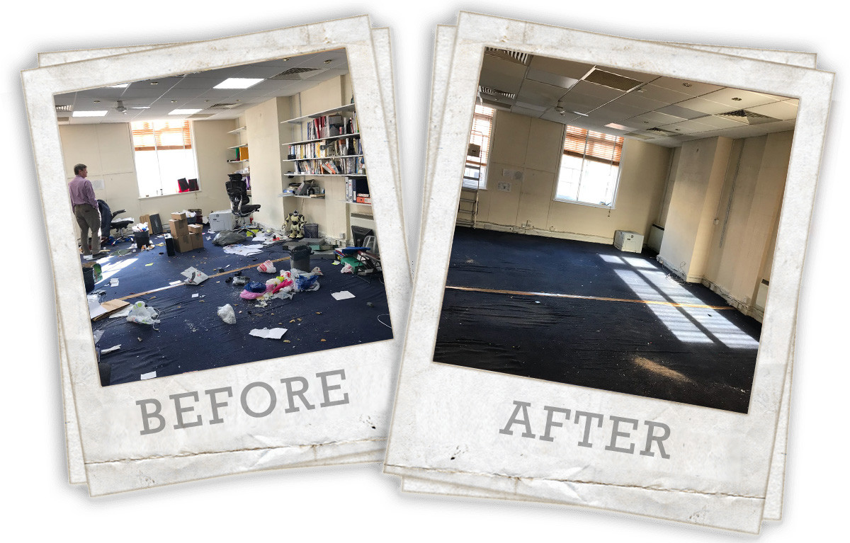 Office Clearance Clapham SW4