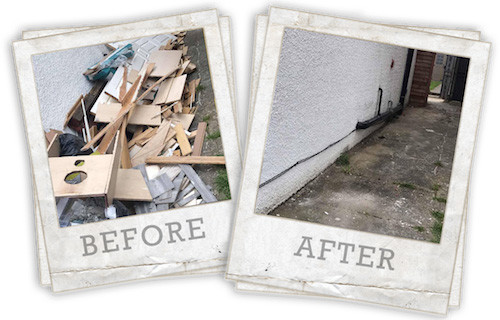 Builders Waste Removal London
