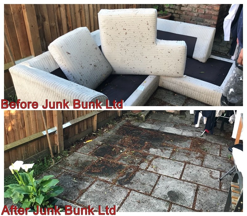 Furniture and Waste Removal In Harlow - CM17, CM18, CM19