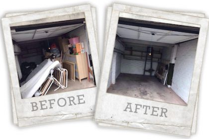 Garage Clearance Services London