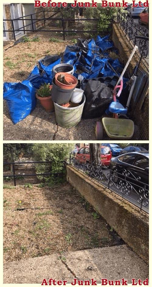 Garden Waste Removal SE17 London