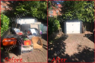 House and Garden Clearance in Whyteleafe CR3