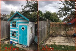 Shed Dismantle and Removal Kensal Green NW10, London