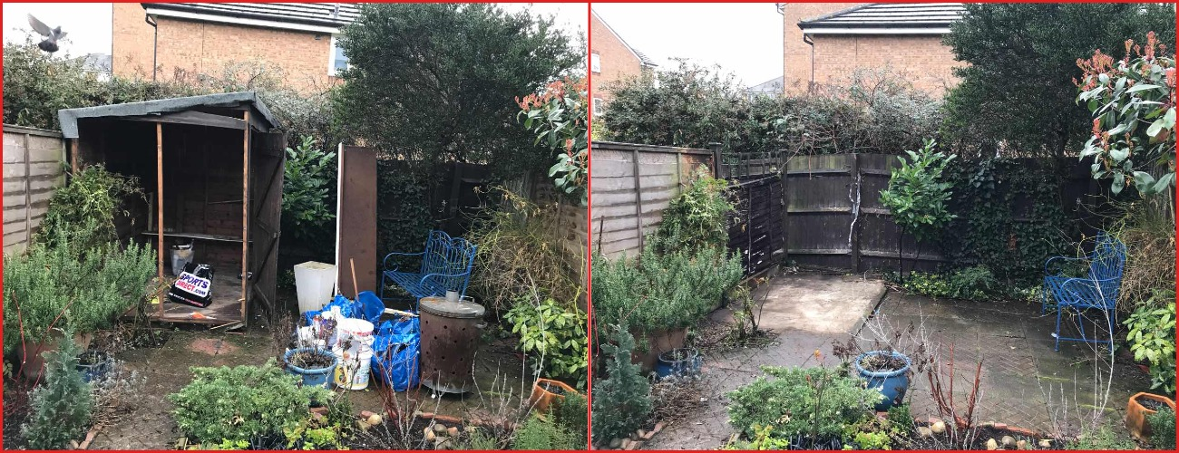 Shed Clearance New Cross SE14
