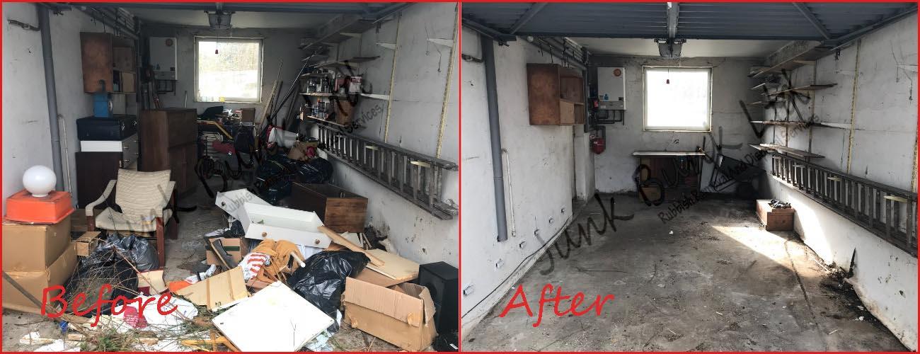 Garage Clearance in London