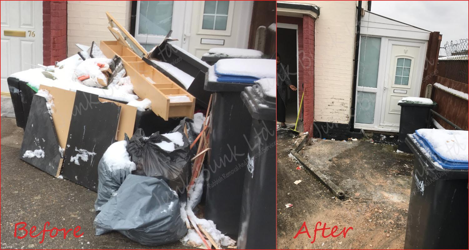 House Clearance in Barking, IG11