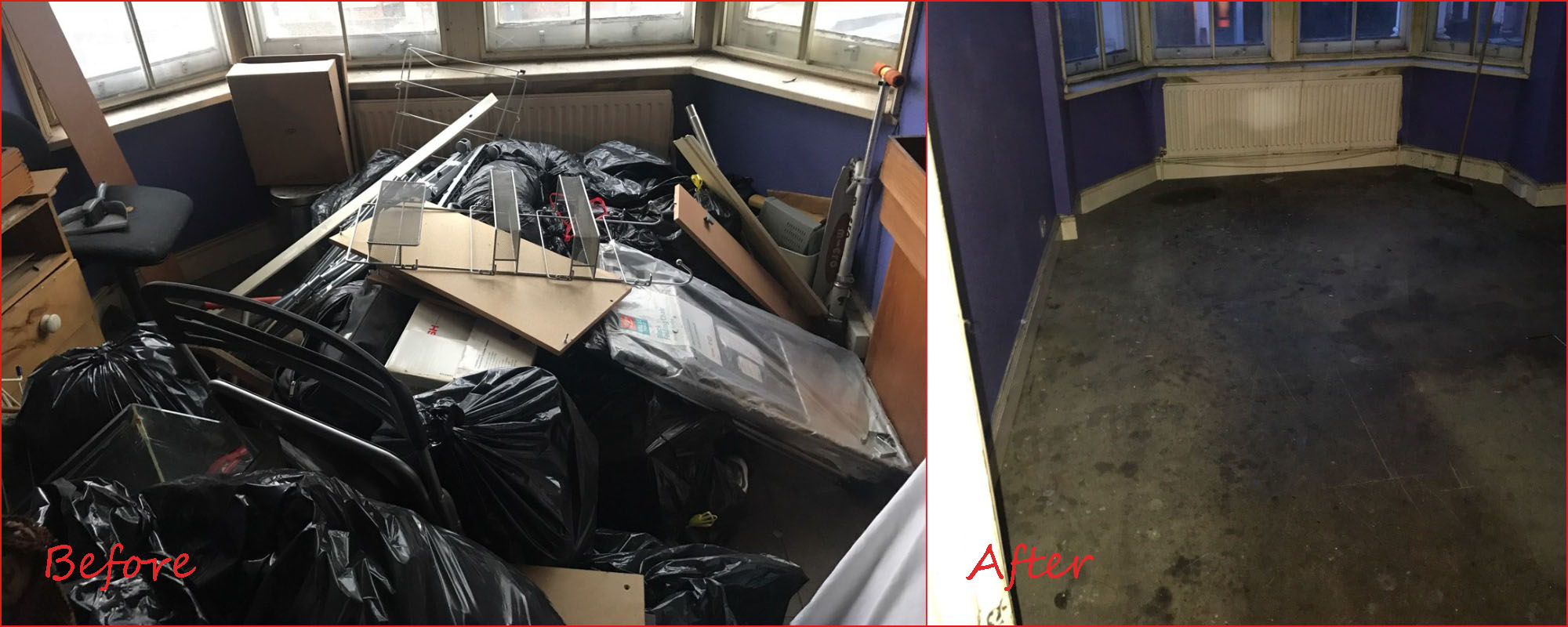 House Clearance in Haringey