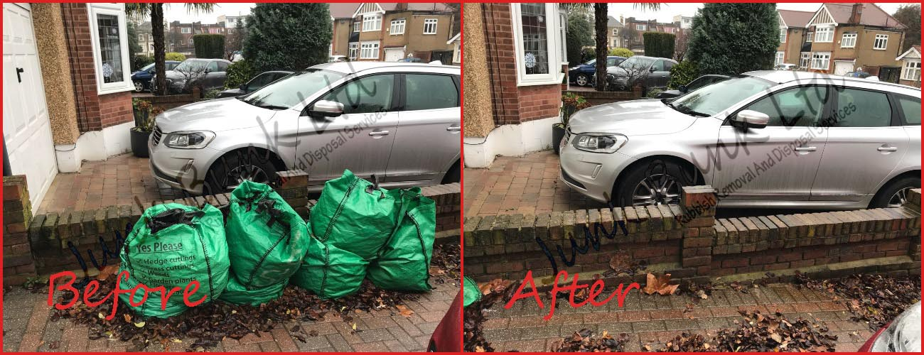 Rubbish Removal Chipping Ongar CM5