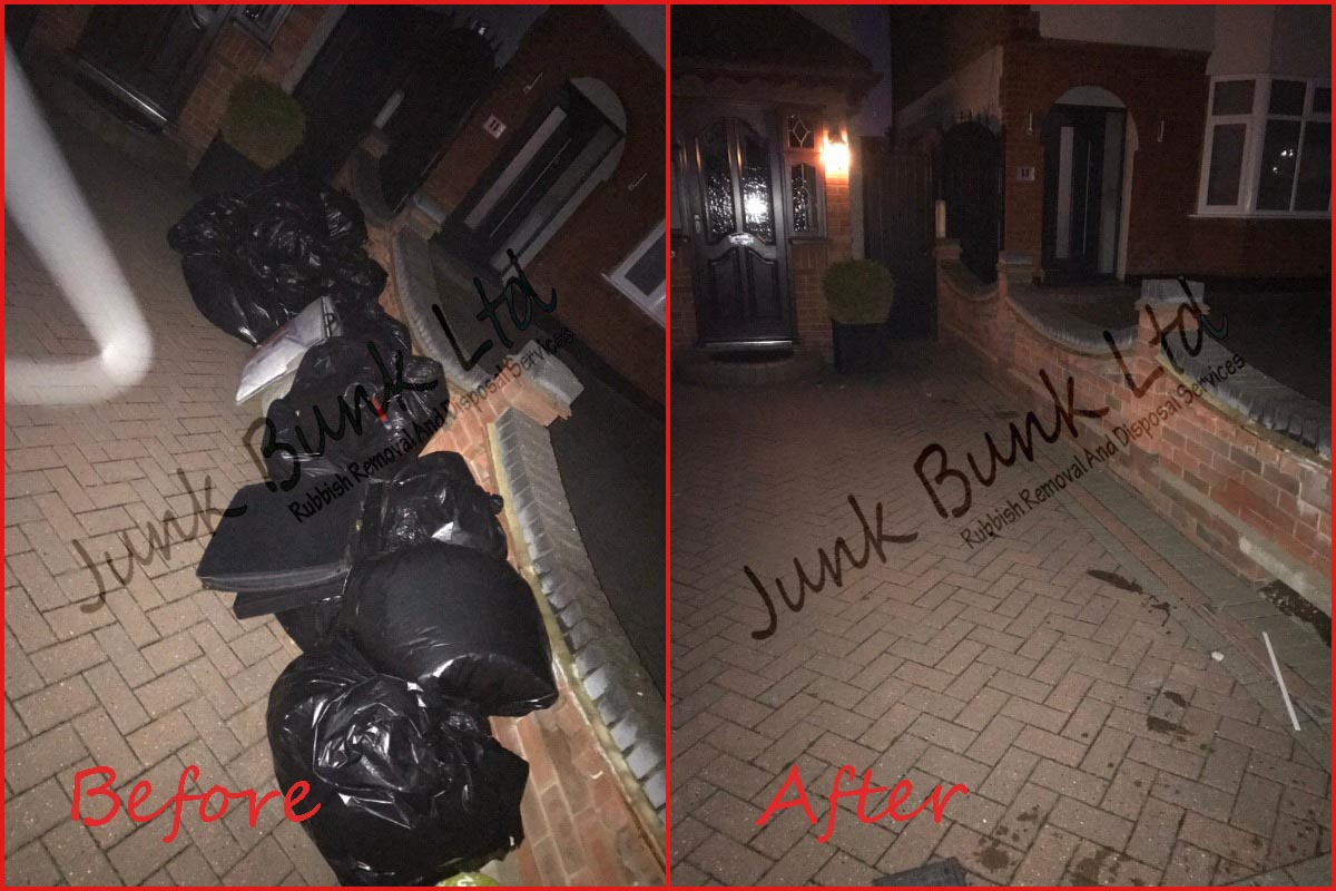 Rubbish Removal Clayhall IG5