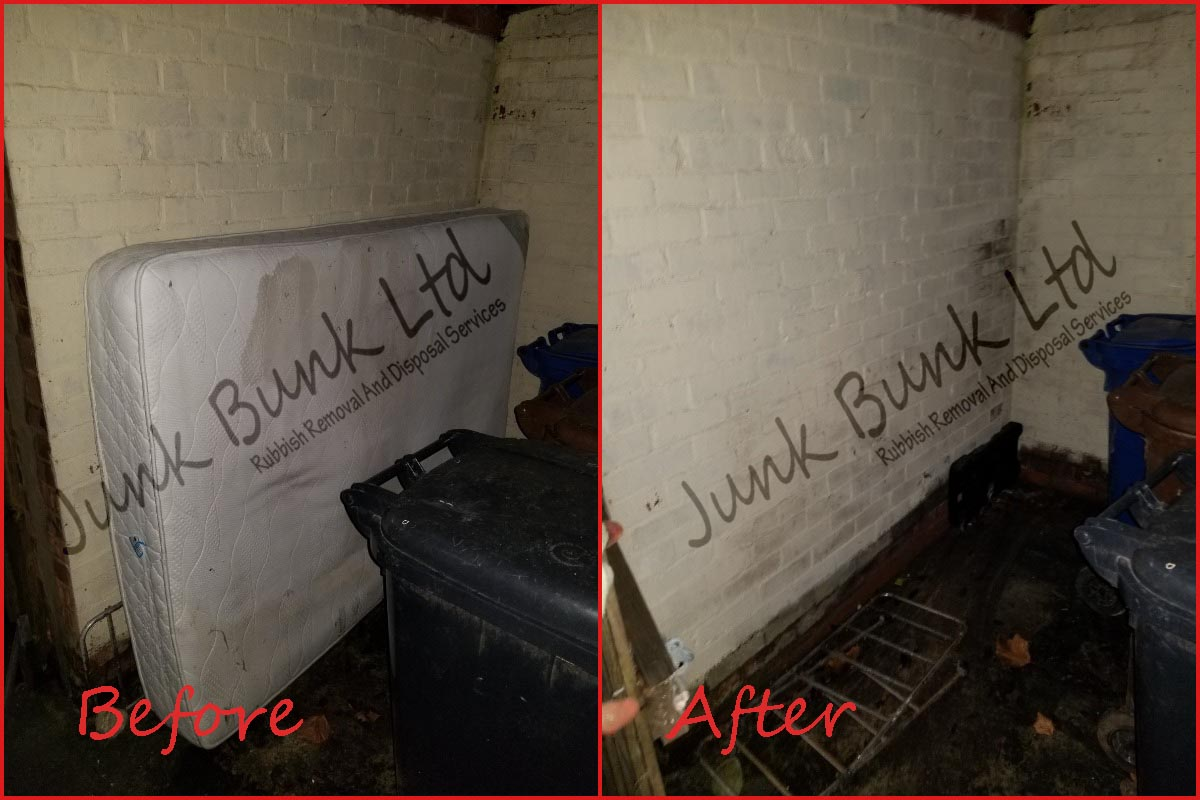 Rubbish Removal Crayford DA1