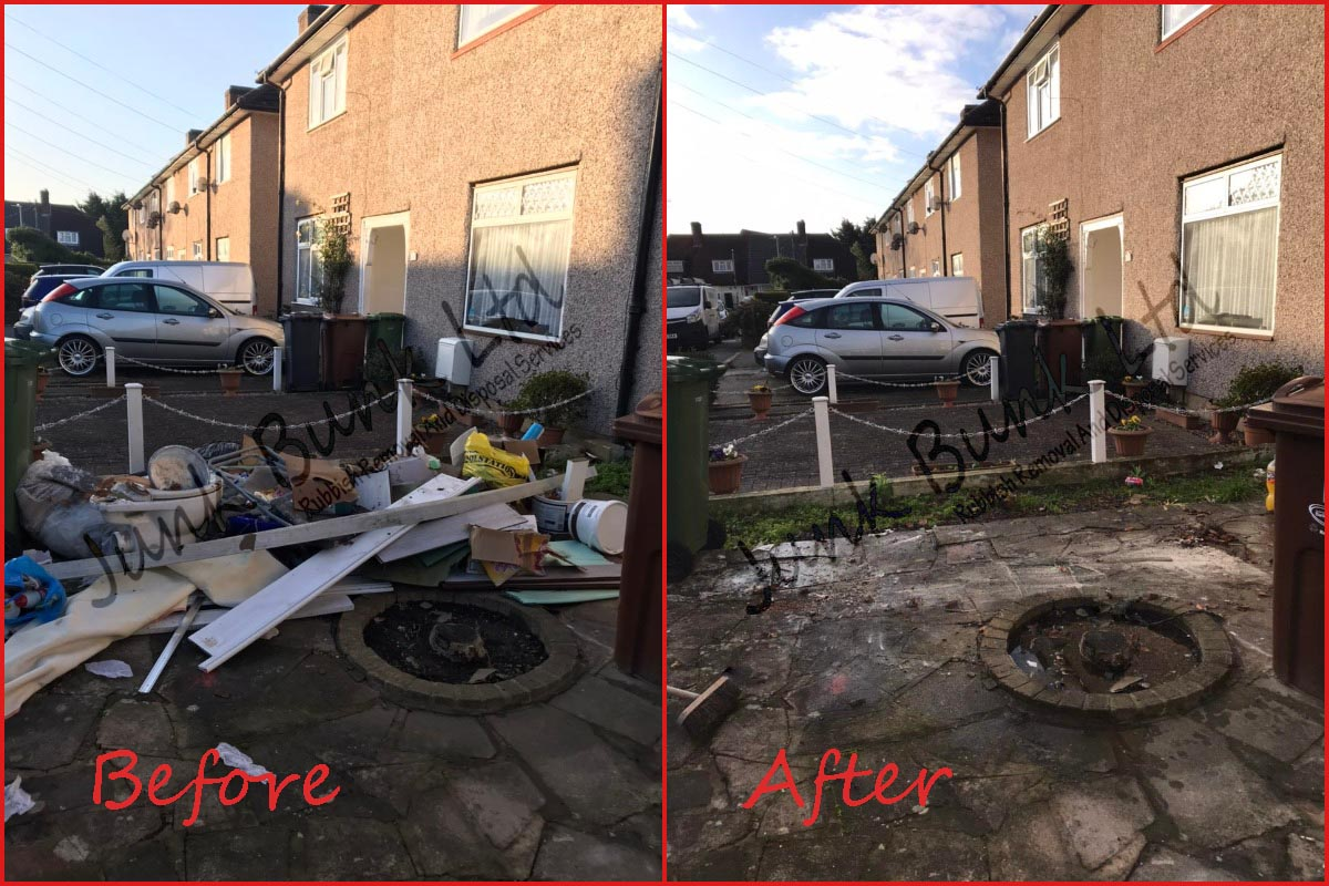 Rubbish Removal Darenth DA2