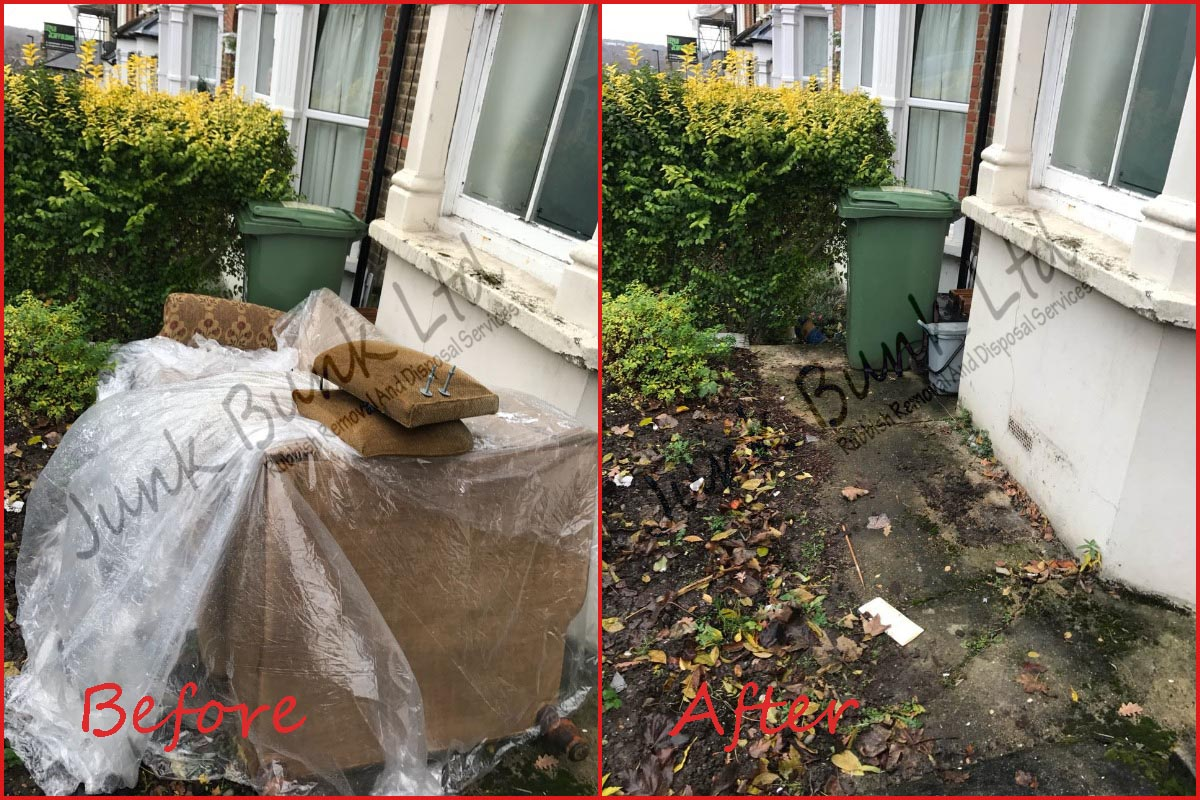 Rubbish Removal Swanscombe DA10