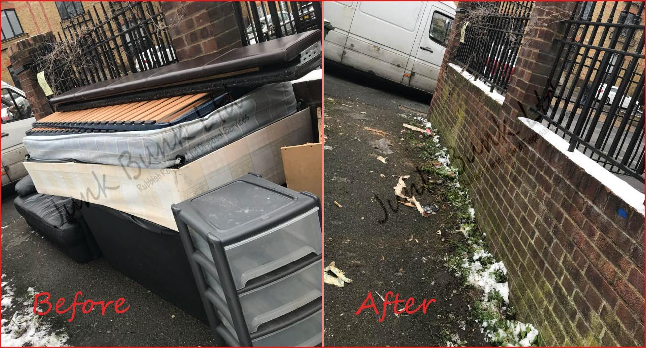 House Clearance Coombe CR0