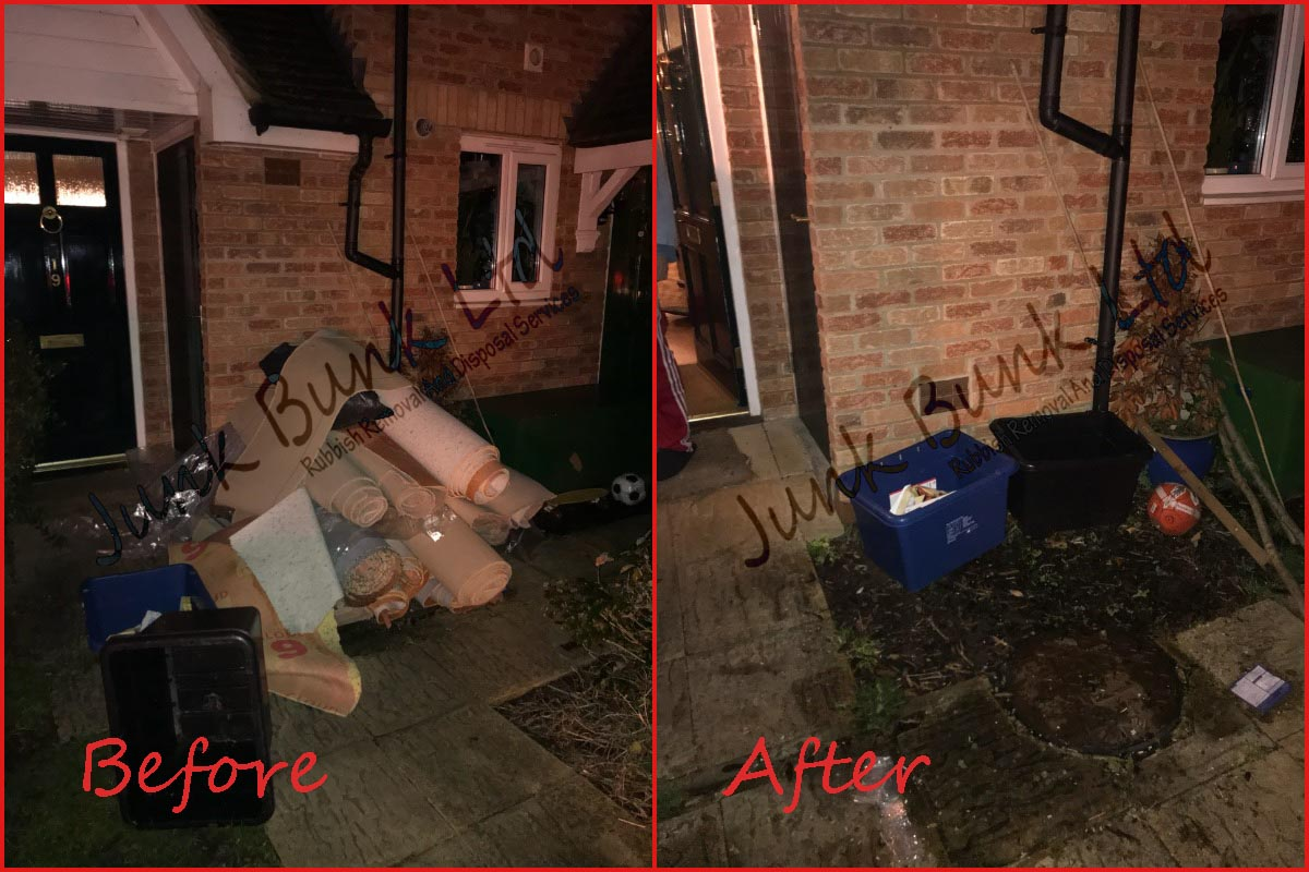 Rubbish Removal Billericay CM11 CM12