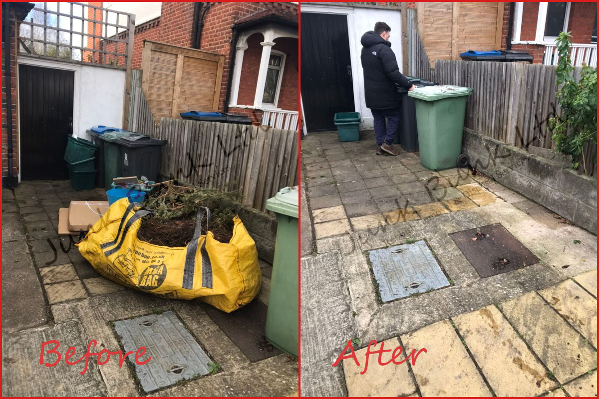 Rubbish Removal Carshalton SM5