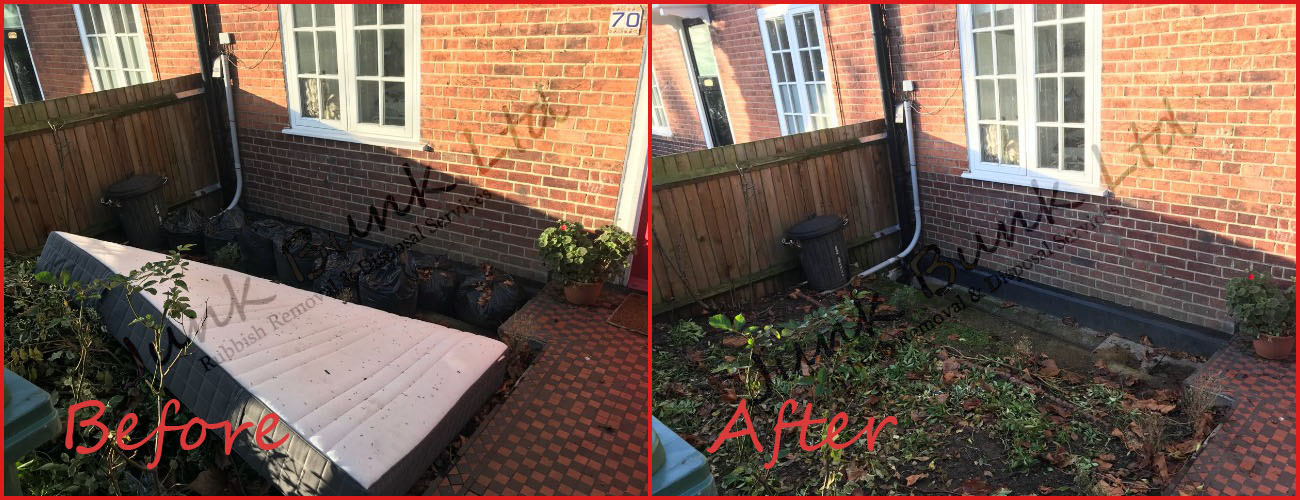 Rubbish Removal Coulsdon CR5
