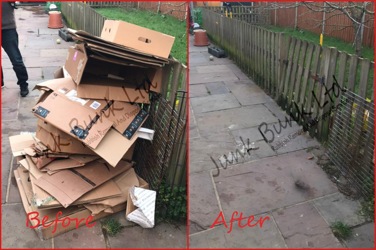 Rubbish Removal Elmers End BR3