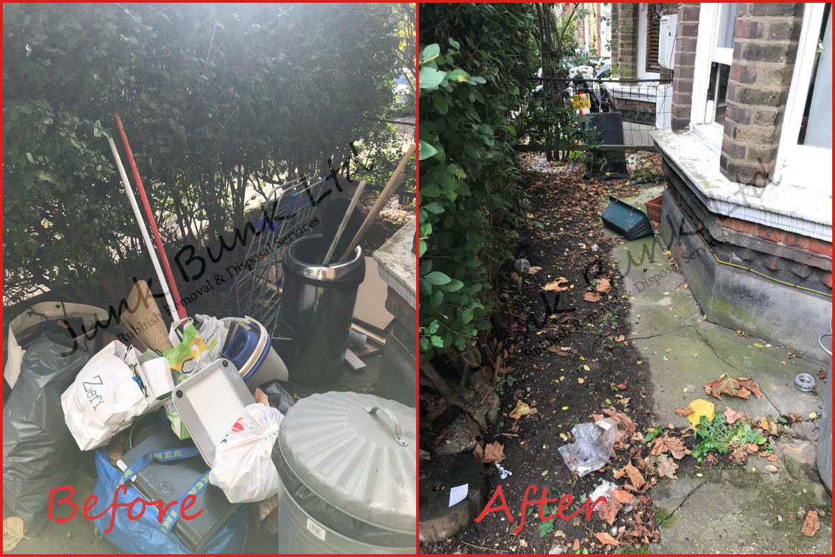 Rubbish Removal Oxted RH8