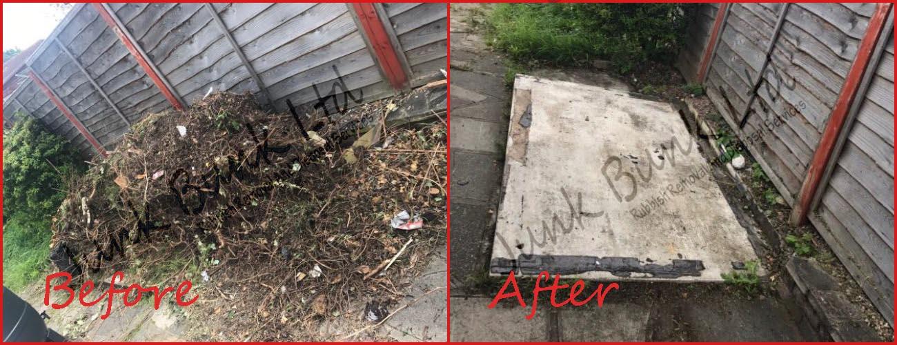 Rubbish Removal Pratts Bottom BR6