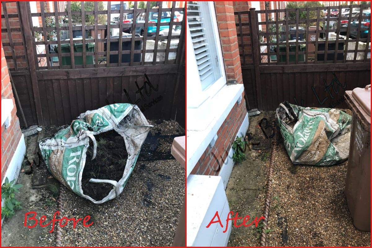 Rubbish Removal West Wickham BR4