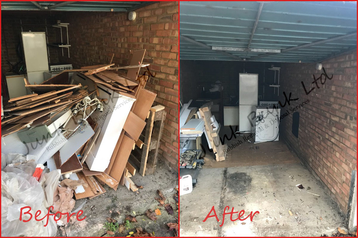 Rubbish Removal and Junk Clearance in Surrey