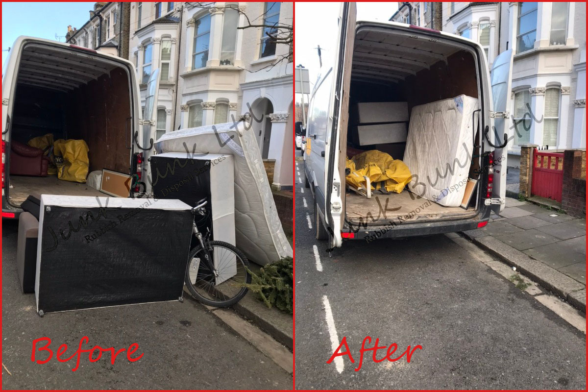 House Clearance Redhill RH1
