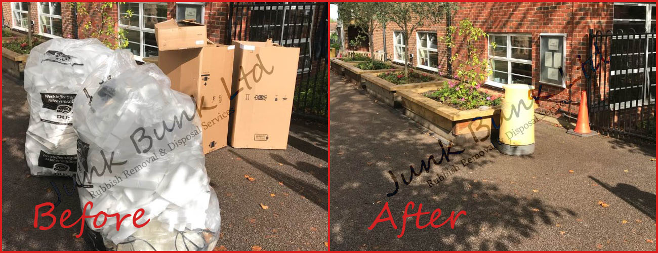Rubbish Removal Claygate KT10