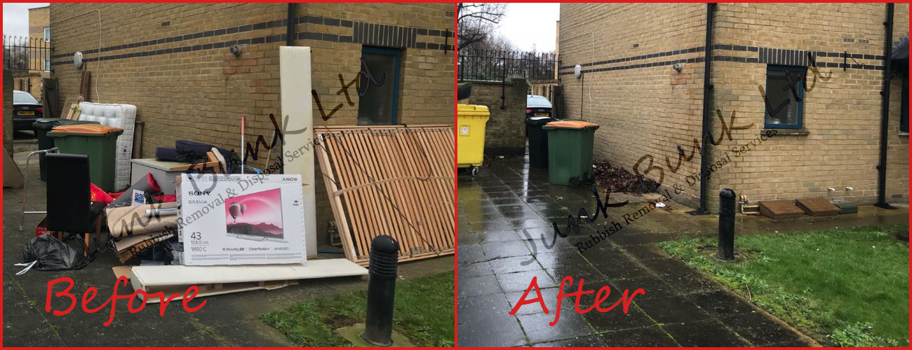Rubbish Removal East Molesey KT8