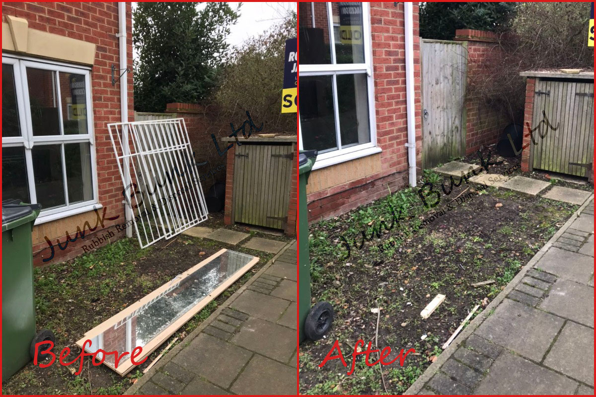 Rubbish Removal Esher KT10