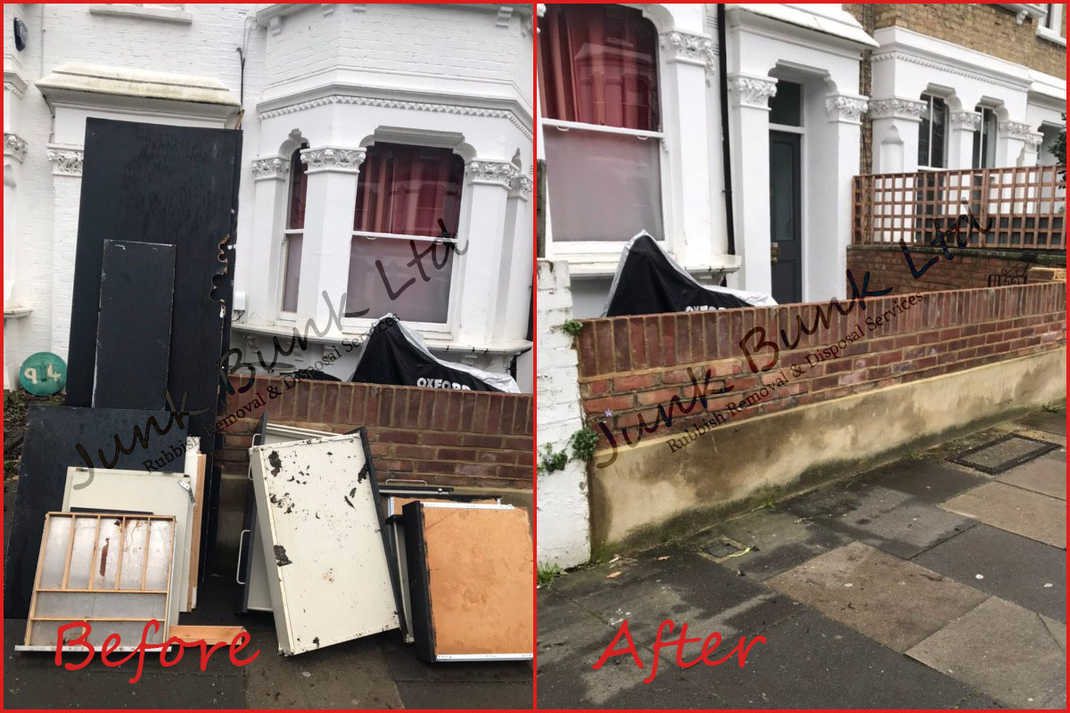Rubbish Removal Weybridge KT13