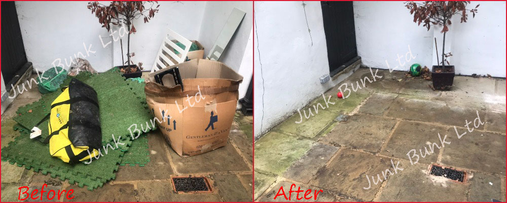 Rubbish Removal Hampstead NW3