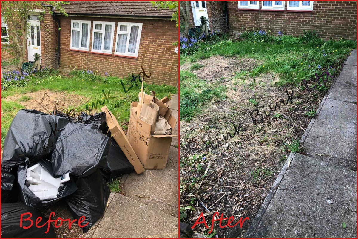 Rubbish Removal Southgate N14