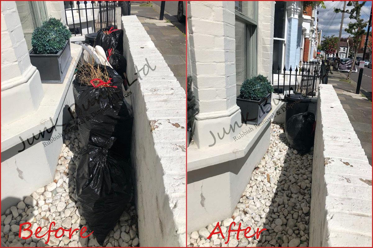Garden Waste Removal Enfield EN1, EN2