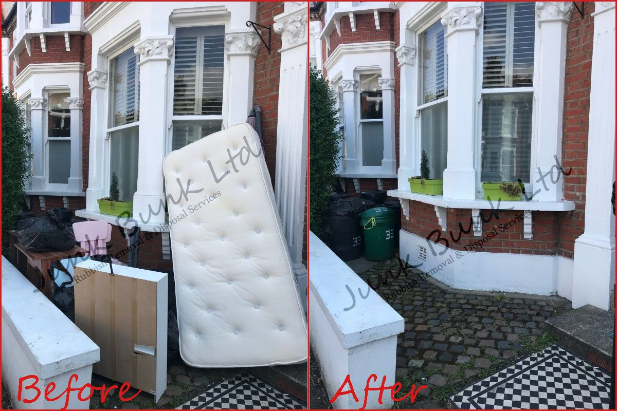 Rubbish Removal East Finchley N2