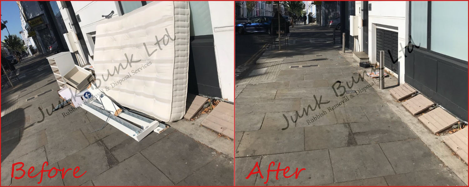 Rubbish Removal Notting Hill W11