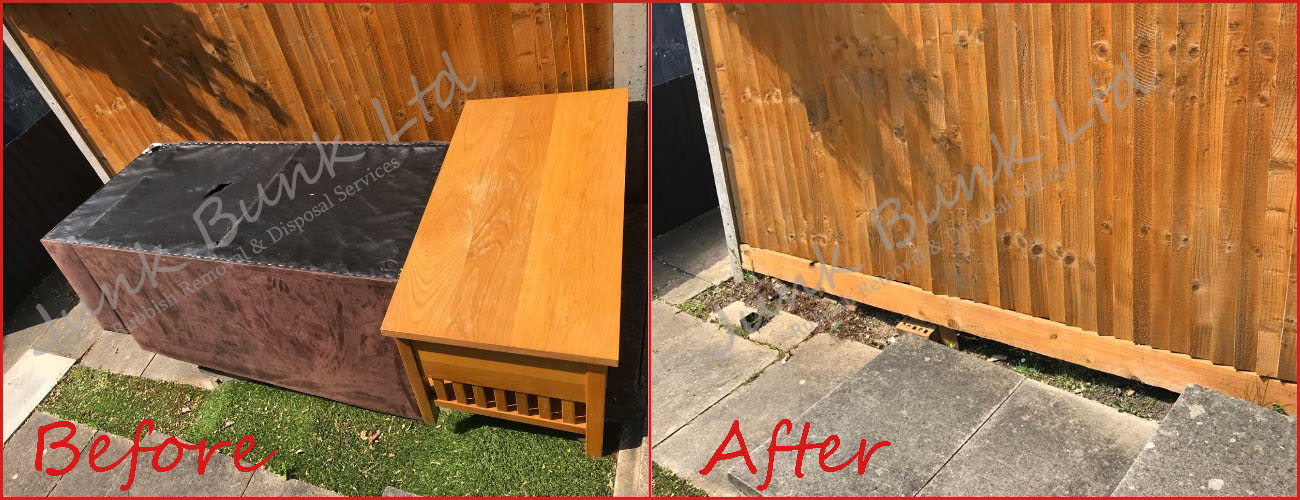 Rubbish Removal Seven Sisters N15