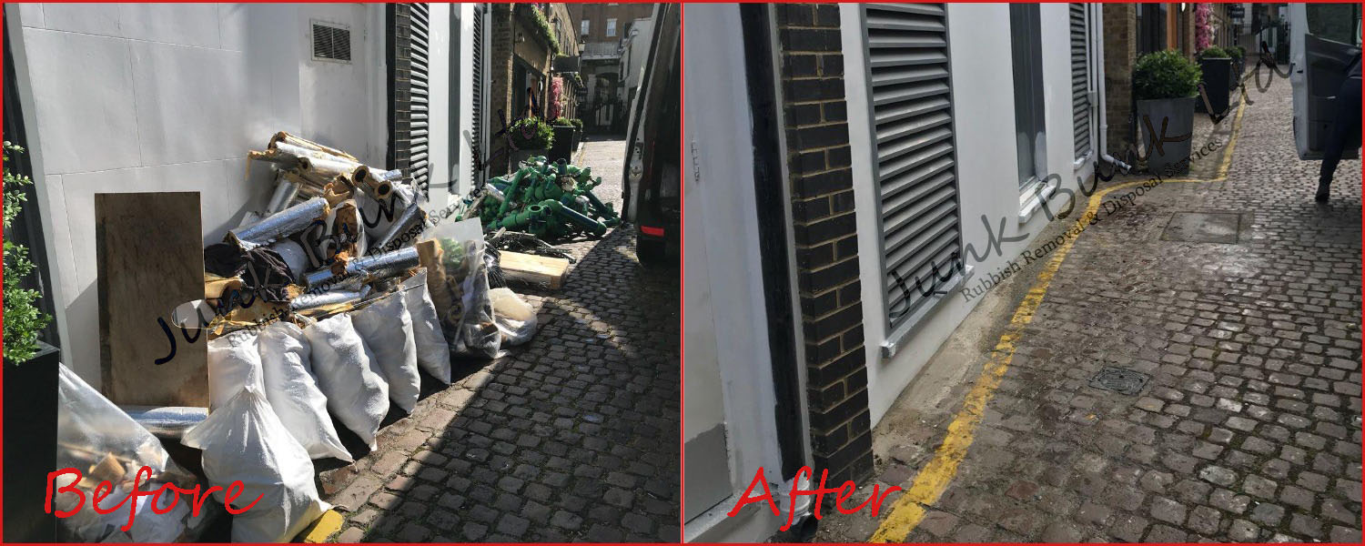 Rubbish Removal in Hounslow TW3