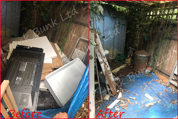 Rubbish Removal in Ilford IG1