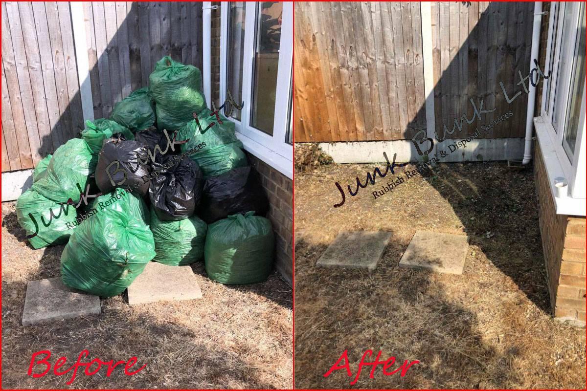 Bromley Garden Waste Removal
