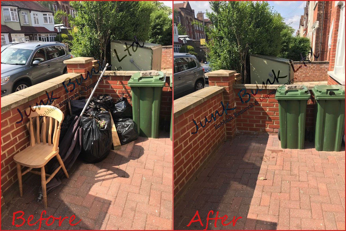 Rubbish Removal Fortis Green N2